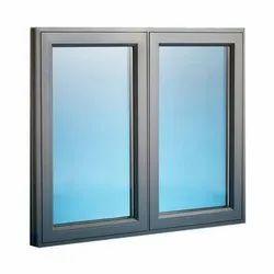 Powder Coated Aluminum Glass Casement Window