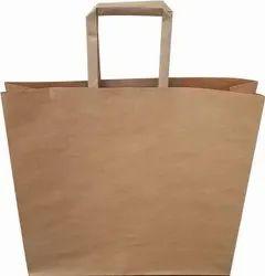 FLAT Paper Dori Handled Paper Bag