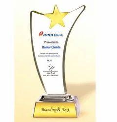 AC 8474 Sail Acrylic Trophy