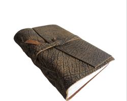 Vintage Handmade Rustic Bound Leather Journal