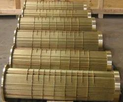 Polished Copper Omeel Coils Naval Brass Heat Exchanger, For Industrial, Tube, Water