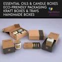 Premium Candle Packaging Boxes