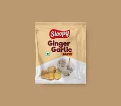 Ginger Garlic Paste, Packaging Size: 30 gm, Packaging Type: Packets