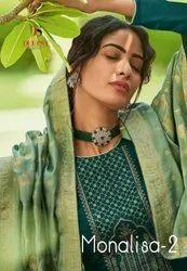 Deepsy Monalisa Vol 2 Nahya Silk With Embroidery Salwar Kameez Catalog Collection