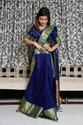 Pure Heavy Silk With Rich Pallu Saree