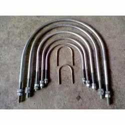 U Bolts, For Pipe Fittings