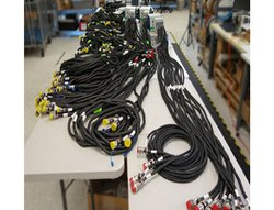 Aerospace Defense Cable Assemblies