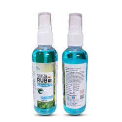 Swasthrub-70 Hand Sanitizer 100 ml with spray pump
