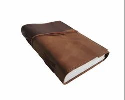 Flap Closure Handmade Leather Journal