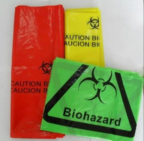 Biomedical Garbage Bag