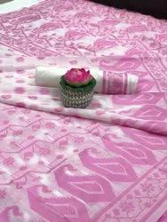Fancy Cotton Indian Wear Saree