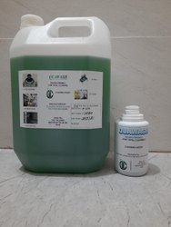 Liquid 5 Kg Quawash Eco Friendly Cleaning Agent, Packaging Type: HDPE Jerry Can, Grade Standard: Reagent Grade