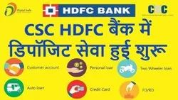 Fix Deposited Services