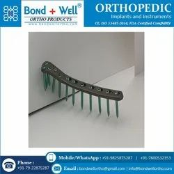 Orthopedic Locking Lateral Tibial Plate