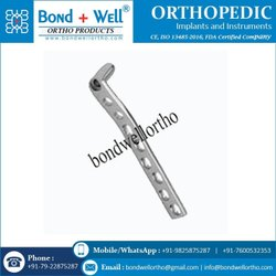 Orthopedic Implants LC DCS Locking Plate