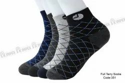 Winter Woolen Socks, Size: Free