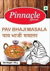 Pinnacle Pav Bhaji  Masala ,Package Size:100 Gms,Package Type:Pouch