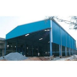 Stainless Steel Shed Fabrication Service
