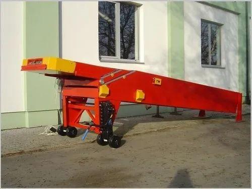 telescopic belt conveyor