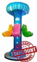 Ocean Revolving Lift Amusement Ride