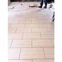 Corporate Building Tile/Marble/Concrete Tile Flooring Service, Anti-Skidding