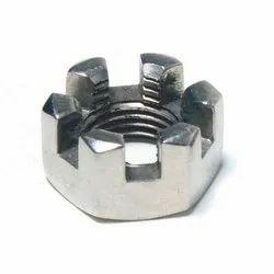 Broaching Stainless Steel Castle Nut