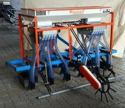 Tractor Operated 11 Tyne Automatic Seed Cum Fertilizer Drill || Multi Roller Series