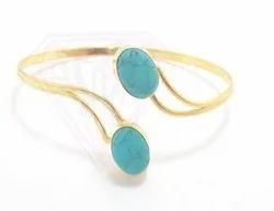 Turquoise Gold Bangles, Silver Jewellery