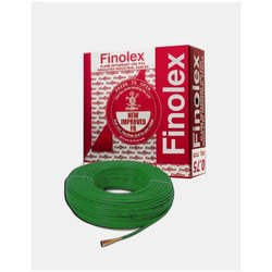 2.5 Sq Mm Finolex Flame Retardant PVC Insulated Green Cable