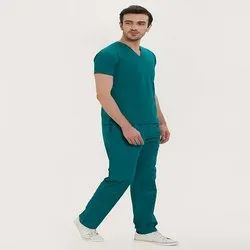 Polyester Cotton Scrub Suit