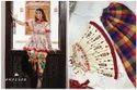 Fancy Embroidery Ladies Kediya