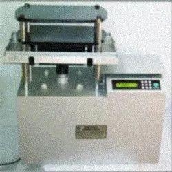 Pouch Burst Compression Tester