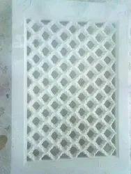 White Stone Jalli Work