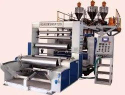 LDPE Extrusion Stretch Film Machinery in India