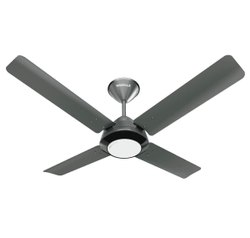 Havells Olivia 1200mm Ceiling Fan with Remote (Black Chrome)