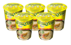 Yum Yum Cup Noodles Chicken Flavour, Packaging Size: 70g