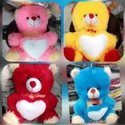 Fur Stuffed Teddy Bear, For Interior Decor