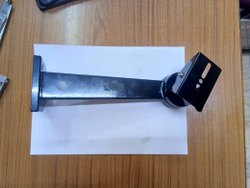 Mild Steel FPR Latch For Wall Mounting CC Camera, Powder Coating