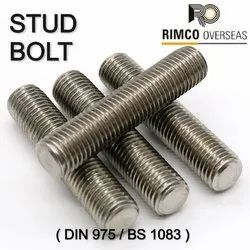 Stainless Steel Fully Threaded Stud