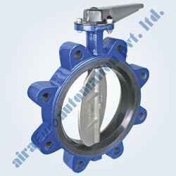 Manual Lug Type Butterfly Valve