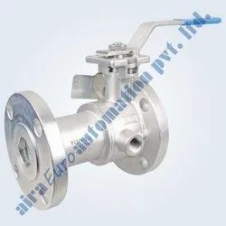 Manual Jacketed Ball Valve