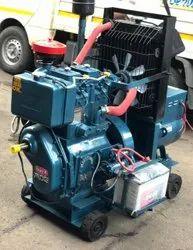 15 kVA Bajaj M Industrial Portable Generator Set, 440 V