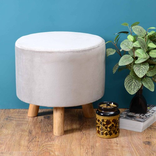 Wooden Stool Benches