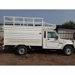 Bolero Pickup LCV Transportation Service