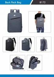 Black Nylon Laptop Bag