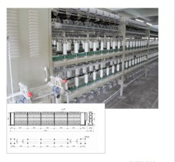 Elastic Yarn Covering Machine