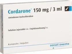 Amiodarone Hydrochloride Injection