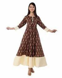 Full Ghera Festive Dress