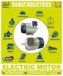 Rawat 4 Pole Electric Motor, 415V, Speed: 1500RPM