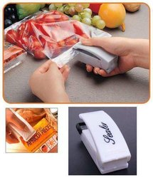 Stainless Steel Hand Travel Sealer, Packaging Type: Box